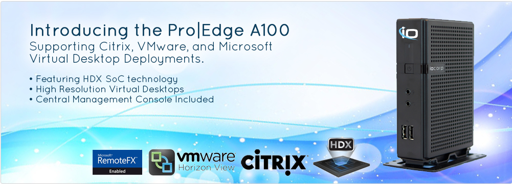 Introducing the Pro|Edge A100